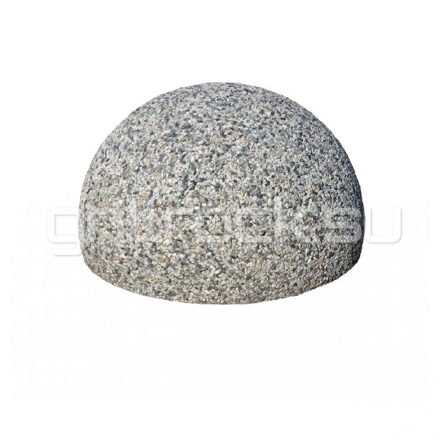 Ограничитель Полусфера бетонная